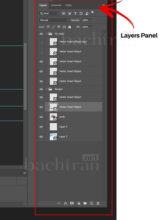Layer là gì