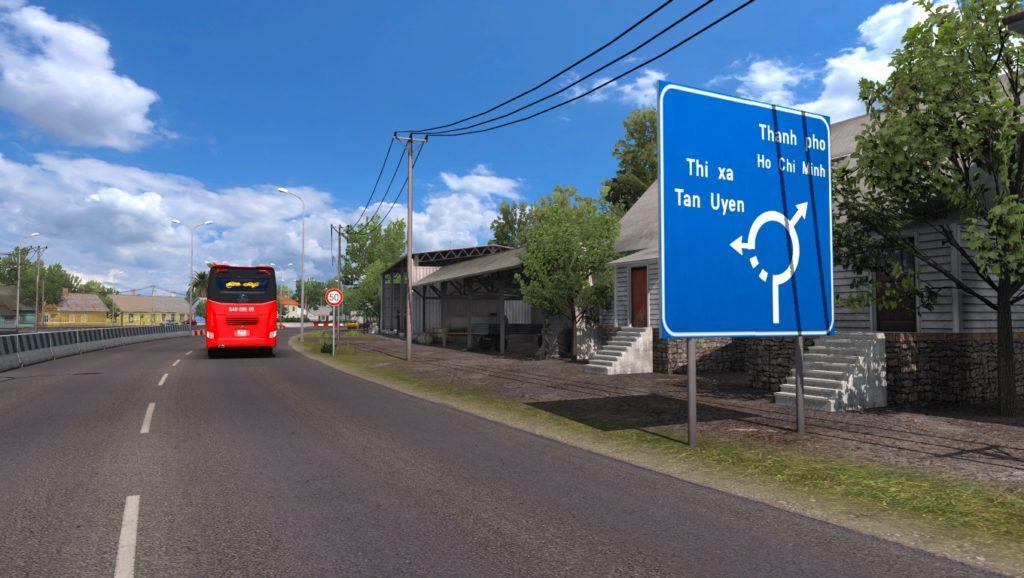 Map Việt Nam ETS2