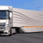 Mod Mercedes AeroDynamics Trailer V1.41