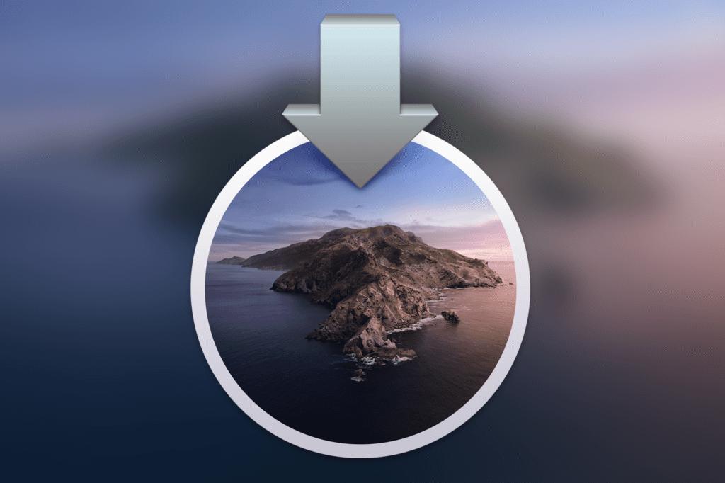 catalina installer icon Tải bộ cài macOS Catalina 10.15
