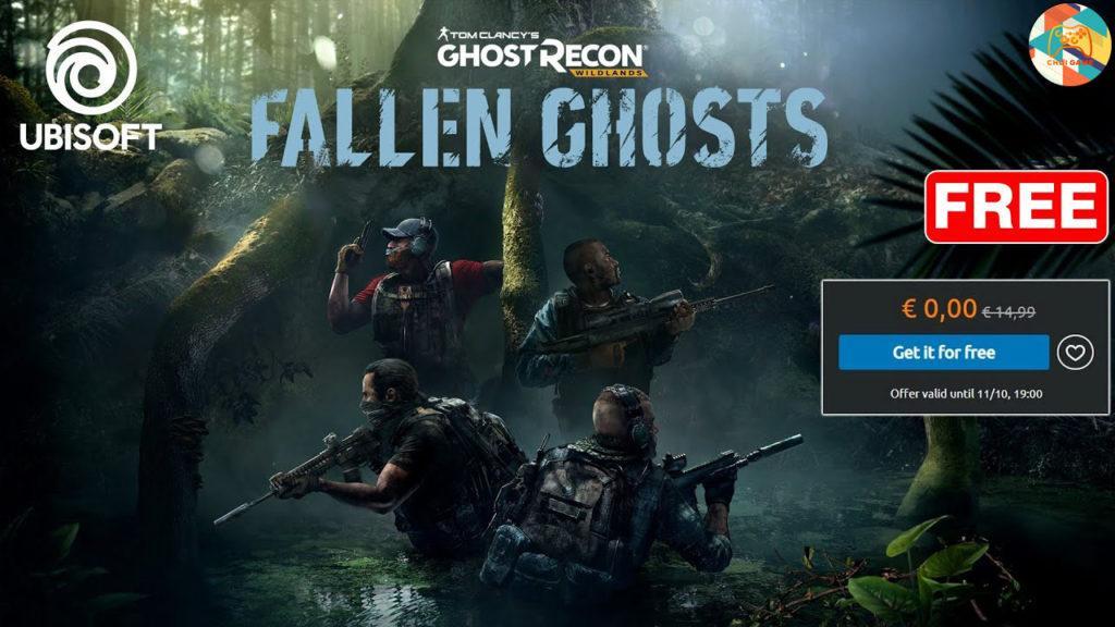 Tom Clancy's Ghost Recon Wildlands: Fallen Ghost DLC