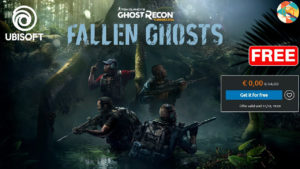 maxresdefault 1 [ FREE GAME ] Tom Clancy's Ghost Recon + Tom Clancy's Ghost Recon Wildlands: Fallen Ghost DLC